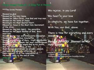 psalm prayer prompt 81B